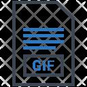 Gif File Icon