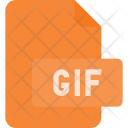 Gif Animation File Icon