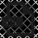 File Gif Image Icon