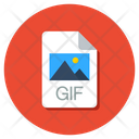 Gif File Gif Folder Gif Document Icon