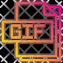 Gif File File Type Icon