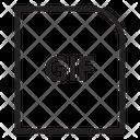 Gif Extension File Icon