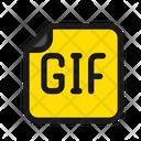 Gif Meme Sticker Icon