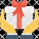 Gift Present Hamper Icon