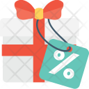 Gift Discount Present Icon