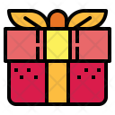 Gift Birthday Surprise Icon