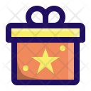 Gift Give Present Icon