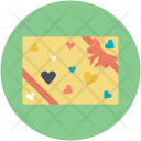Gift Surprise Greetings Icon