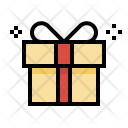 Present Gift Birthday Icon
