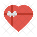 Gift Heart Present Icon