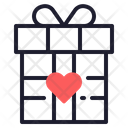 Gift Love Marriage Icon