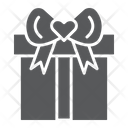 Gift Love Package Icon