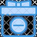 Delete Gift Box Icon