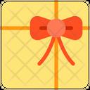 Square Gift Box Icon