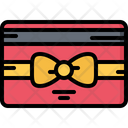 Gift Card Certificate Icon