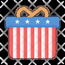 July Fourth Celebration Icon