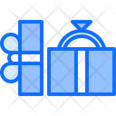 Gift Wrap Ring Icon