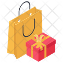 Gifts Presents Offering Icon