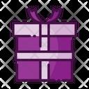 Gift Halloween Gift Box Present Icon