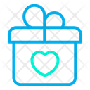 Surprise Love Heart Icon