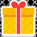 Gift Present Gift Box Icon