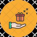 Gift Celebration Ramadan Icon