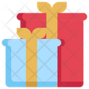Gift Box Party Icon