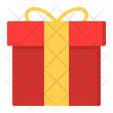 Gift Birthday Celebration Icon