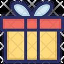 Box Gift Shopping Icon