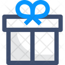 Anytime Gifts Gift Gift Box Icon