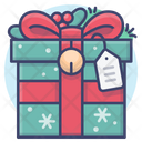 Christmas Holiday Present Icon