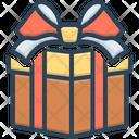 Gift Contribution Souvenir Icon