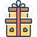 Gift Offering Giftware Icon