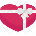 Gift Gift Box Heart Box Icon