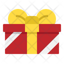 Gift Birthday Box Icon