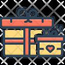 Gift Giftbox Happy Icon