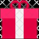Halloween Gift Box Icon
