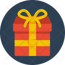 Gift Box Prise Icon