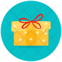 Gift Wrapped Gift Gift Box Icon