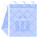 Gift Present Tribute Icon