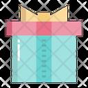 Artboard Gift Box Icon