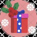 Christmas Gift Gift Box Icon