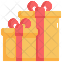 Presents Gift Box Icon