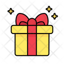 Gift Present Birthday Icon