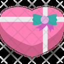 Gift Heart Gift Valentine Gift Icon
