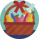 Gifts Basket Gift Icon