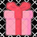 Present Birthday Christmas Icon