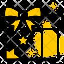 Gift Birthday Box Icon