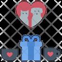 Gift Keepsake Memento Icon