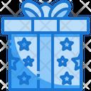 Gift Gift Box Ecommerce Icon